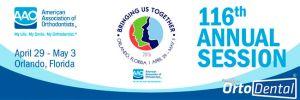 Especialistas de OrtoDental, Presentes en el Congreso de la Asociación Americana de Ortodoncia (AAO)