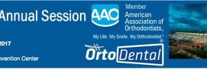 OrtoDental Presente en el Congreso AAO San Diego 2017