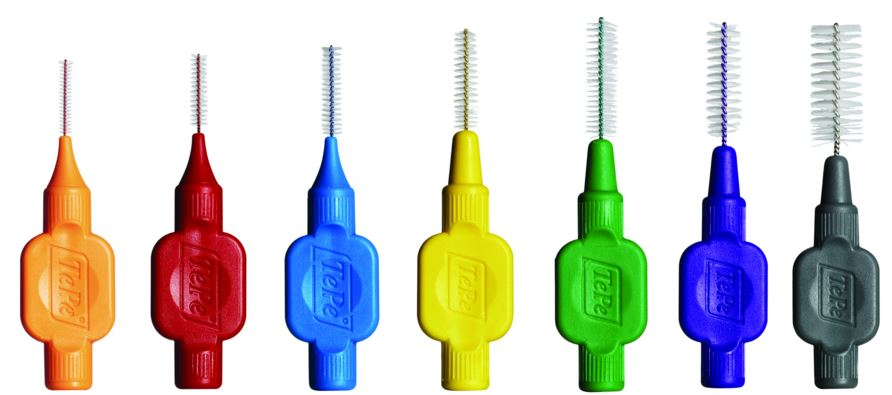 cepillo interdental ortodental