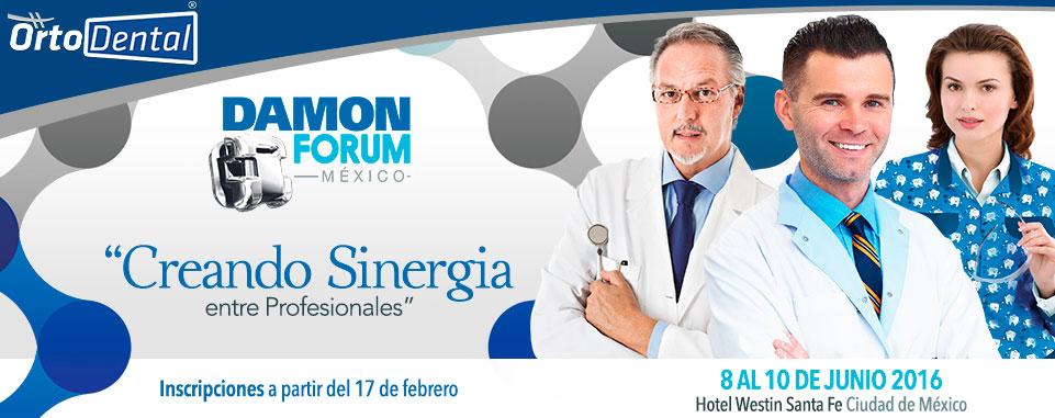 Damon Forum 2016 México