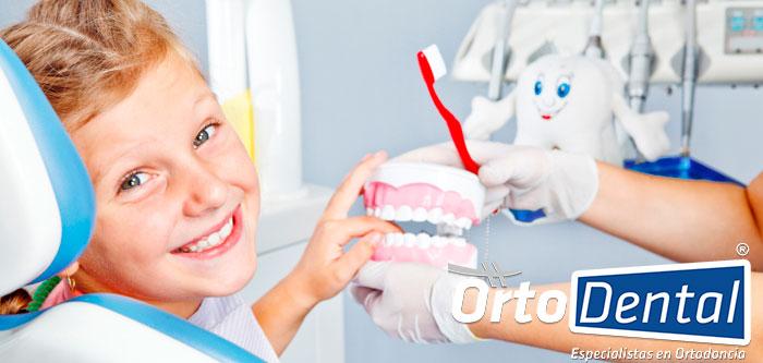 Edad ideal ortodoncista niños df